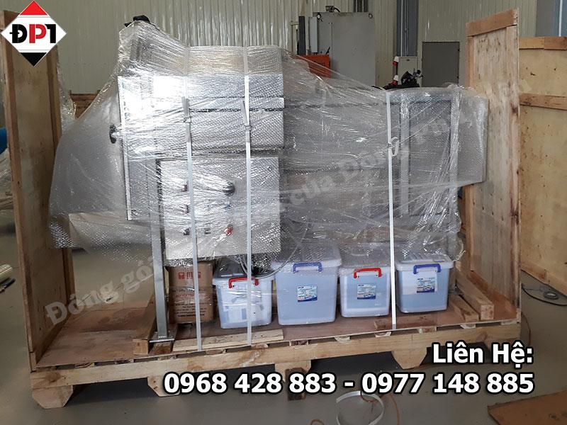 Dịch vụ đóng gói hàng hóa xuất khẩu tại hải phòng