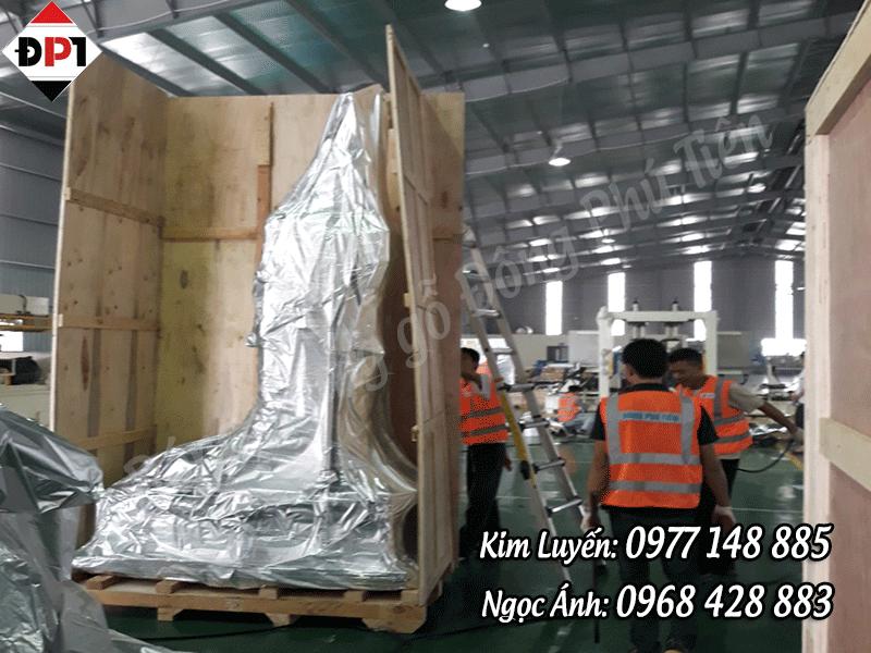Lợi ích khi sử dụng dịch vụ đóng gói hút chân không cho hàng hóa xuất khẩu