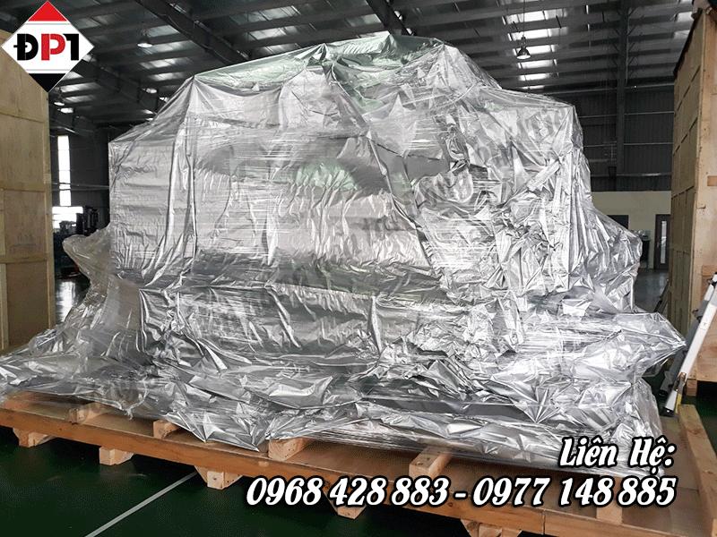 Dịch vụ đóng gói máy móc chất lượng cao tại hải phòng