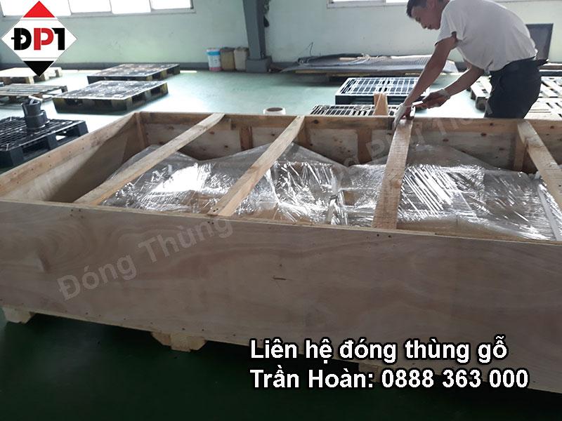 Dịch vụ đóng thùng gỗ chuyên nghiệp giá rẻ của Đông Phú Tiên