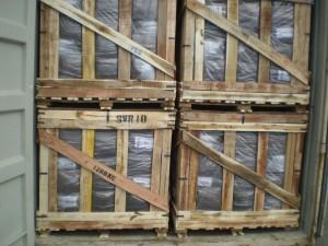 Đóng hàng trên container uy tín chất lượng