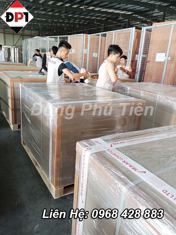 Dịch vụ đóng gói hàng hóa xuất khẩu giá rẻ của Đông Phú Tiên
