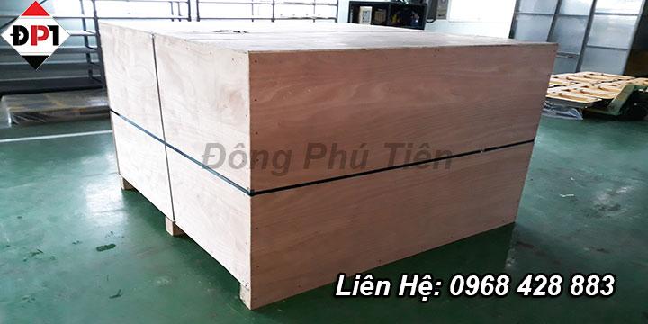 đóng hộp gỗ cho máy móc uy tín và chất lượng