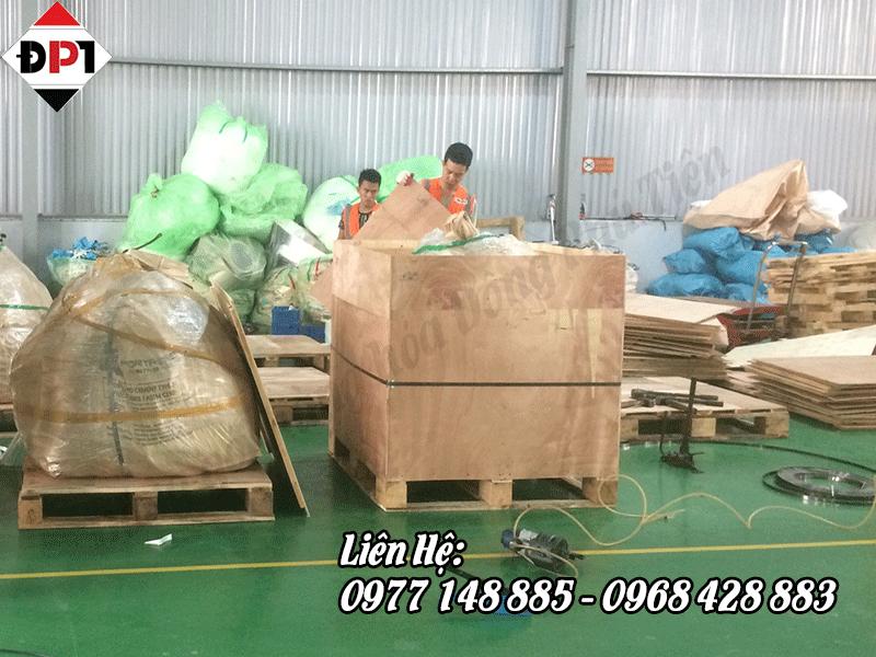 Tiêu chuẩn đóng thùng gỗ cho hàng hóa xuất khẩu đạt chuẩn
