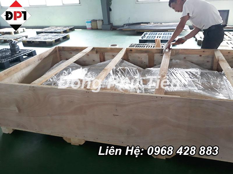 Đóng thùng gỗ chuyển hàng chất lượng được thể hiện như thế nào?