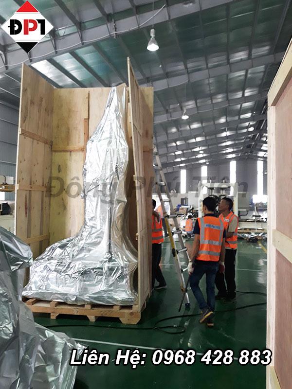 Đơn vị cung cấp dịch vụ đóng thùng gỗ xuất khẩu cho hàng hóa