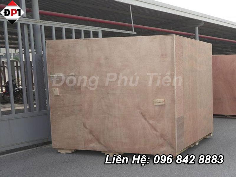 Đơn vị cung cấp thùng gỗ đóng hàng xuất khẩu uy tín